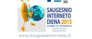 Saugesnio interneto diena